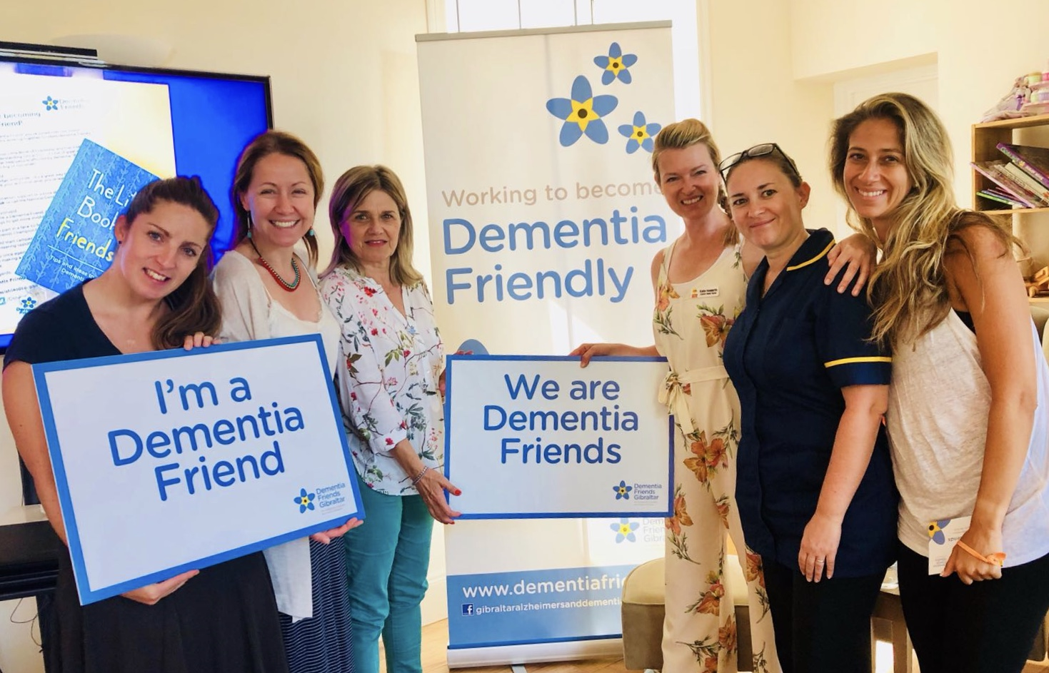Dementia team